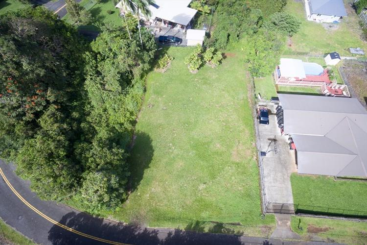 Vacant Land in South Hilo on behalf of Arabel L Camblor Realty
