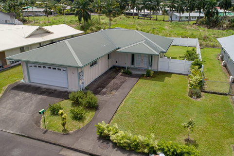 Single family 3 beds 2 baths home in South Hilo of the Big Island sold by Arabel L Camblor of Arabel L Camblor Realty